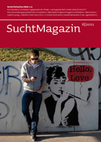 Cover Suchtmagazin Nr. 6 | 2011