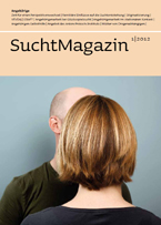 Cover Suchtmagazin Nr. 1 | 2012