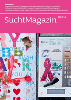 Cover Suchtmagazin Nr. 2 | 2012