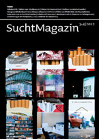 Cover Suchtmagazin Nr. 3&4 | 2012