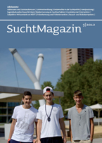 Cover Suchtmagazin Nr. 5 | 2012