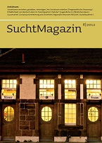 Cover Suchtmagazin Nr. 6 | 2012