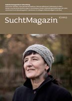Cover Suchtmagazin Nr. 1|2013
