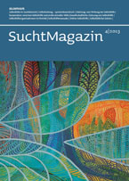 Cover Suchtmagazin Nr. 4|2013