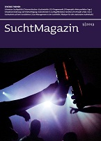 Cover Suchtmagazin Nr. 5|2013