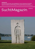 Cover Suchtmagazin Nr. 1|2014