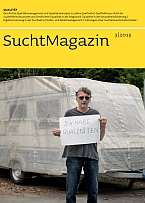 Cover Suchtmagazin Nr. 3|2015