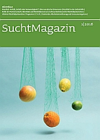 Cover Suchtmagazin Nr. 1|2016