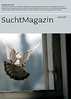 Cover Suchtmagazin Nr. 2|2016