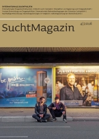 Cover Suchtmagazin Nr. 4|2016