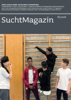Cover Suchtmagazin Nr. 6|2016