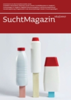 Cover Suchtmagazin Nr. 2&3|2017