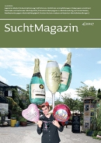 Cover Suchtmagazin Nr. 4|2017