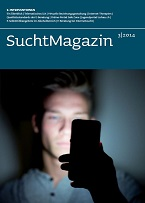 Cover Suchtmagazin Nr. 3|2014