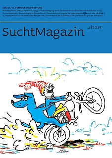Cover Suchtmagazin Nr. 4|2015