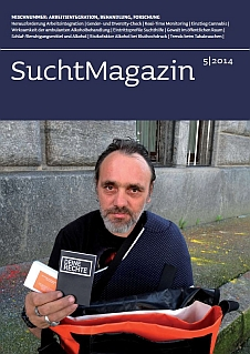 Cover Suchtmagazin Nr. 5|2014