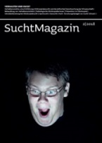 Cover Suchtmagazin Nr. 2|2018